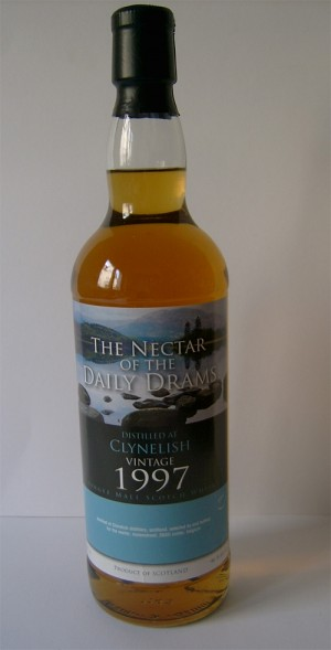 Daily Dram - Clynelish 1997